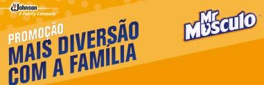 www.promomrmusculo.com.br, Promoção Mr. Músculo Mais Diversão com a Família
