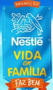 familianestle.com.br, Promoção Família Nestlé