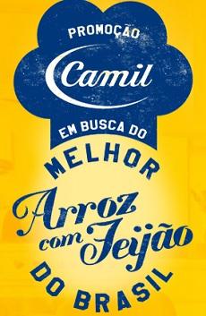 www.camil.com.br/promo,  Promoção Camil melhor Arroz com Feijão