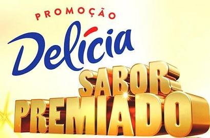 Promoção Delícia Sabor Premiado