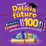 www.deliciadefuturo.com.br, Promoção Delícia de Futuro Mondelēz