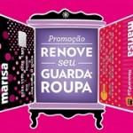 www.guardaroupamarisa.com.br, Promoção Marisa Renove seu Guarda-Roupa