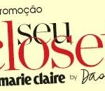 www.closetmarieclaire.com.br, Promoção Seu Closet Marie Claire by Daslu