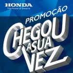 www.consorcionacionalhonda.com.br/chegouasuavez, Promoção Consórcio Honda Chegou Sua Vez