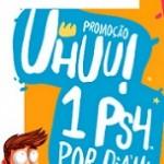 www.ps4tododiasaraiva.com.br, Promoção 1 PS4 por Dia Saraiva