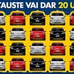 www.tauste.com.br/campanha, Promoção Tauste Supermercados te dá 20 UP's