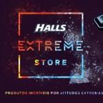www.hallsextremestore.com.br, Concurso Halls Extreme Store