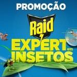 www.raidexpert.com.br, Promoção Raid Expert em Insetos