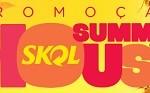 www.skol.com.br/verao, Promoção Skol Summer House