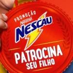 www.promonescau.com.br, Promoção Nescau Patrocina Seu Filho
