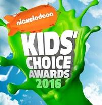 Promoção Kids Choice Awards Nickelodeon 2016