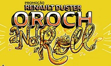 Promoção Renault Duster Oroch and Roll