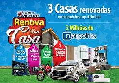svicente.com.br/renova2016, Promoção São Vicente Renova sua Casa 2016