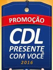 www.promocaodepremioscdl.com.br, Promoção CDL Presente com Você 2016