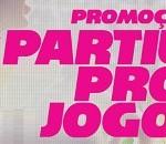 www.lgpartiuprojogo.com.br, Promoção LG K10 Partiu pro Jogo