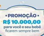 www.seubebedeparabens.com.br, Promoção Seu Bebê de Parabéns PanVel e Johnson's