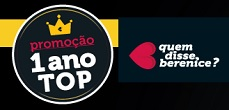 www.umanotopquemdisseberenice.com.br, Promoção 1 Ano Top - Quem disse, Berenice?