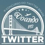 www.voandoprotwitter.com, Concurso Voando pro Twitter
