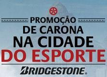 www.decaronanacidadedoesporte.com.br, Promoção de Carona na Cidade do Esporte Bridgestone