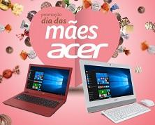 www.diadasmaesacer.com.br, Promoção Dias das Mães Acer