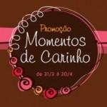 www.cacaushow.com.br/momentosdecarinho, Promoção Momentos de Carinho Cacau Show