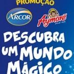 WWW.MUNDOMAGICOARCOR.COM.BR, PROMOÇÃO ARCOR – DESCUBRA UM MUNDO MÁGICO