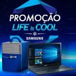 www.promocaosamsungnotebooks.com.br, Promoção Life is cool Samsung