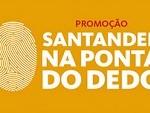 www.santander.com.br/promoferrari, Promoção Santander na Ponta do Dedo