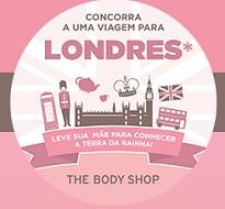 www.tratesuamaecomoumarainha.com.br, Promoção The Body Shop - Dia das Mães