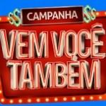 www.vemvocetambem.com.br, Promoção Vem Você Também Cidade Canção e Amigão