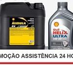 Promoção Assistência 24 Shell
