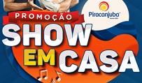 www.showemcasapiracanjuba.com.br, Promoção Piracanjuba Show em Casa