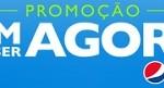 www.pepsi.com.br/temqueseragora, Promoção Pepsi e Faustão