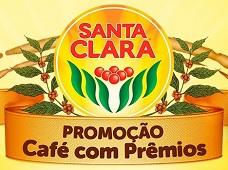 www.cafesantaclara.com.br/promo, Promoção Café com Prêmios Santa Clara