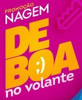 www.nagemdeboanovolante.com.br, Promoção Nagem de Boa no Volante