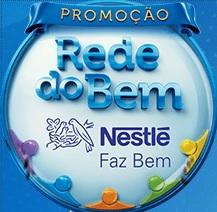WWW.REDEDOBEMNESTLE.COM.BR, PROMOÇÃO REDE DO BEM NESTLÉ