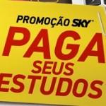 www.skyestudos.com.br, Promoção Sky Paga Seus Estudos
