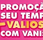 tempovaliosovanish.com.br, Promoção Seu Tempo Mais Valioso com Vanish