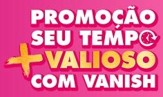 bretas.tempovaliosovanish.com.br, Promoção Seu Tempo Mais Valioso com Vanish
