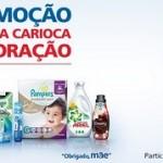 www.torcidacariocadecoracao.com.br, Promoção Supermercado Zona Sul e P&G