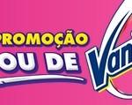 voudevanish.com.br, Promoção Vou de Vanish