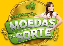 www.moedasdasorte.com.br, Promoção Moedas da Sorte Supermercado Irmão Gonçalves