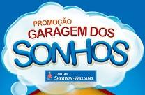 www.promocaogaragemsw.com.br, Promoção Garagem dos Sonhos Sherwin-Williams