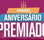 www.redlar.com.br/aniversariopremiado, Promoção Aniversário Premiado Redlar