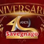 www.savegnago.com.br/aniversario, Promoção Aniversário 40 anos Savegnago