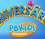 Promoção Aniversário PBKids 2016