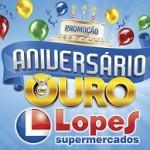 www.aniversariodeourolopes.com.br, Promoção Aniversário Ouro Lopes Supermercados