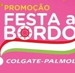 www.promocolgatecarrefour.com.br, Promoção Colgate Palmolive Festa a Bordo
