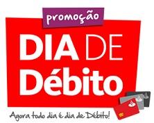www.santanderesfera.com.br/diadedebito, Promoção Dia de Débito Santander