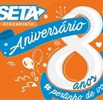 www.aniversarioseta.com.br, Promoção Aniversário 8 anos Seta Atacadista